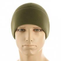 M-Tac шапка Watch Cap Premium флис (225г/м2) Light Olive, фото 3