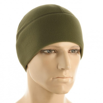M-Tac шапка Watch Cap Premium флис (225г/м2) Light Olive