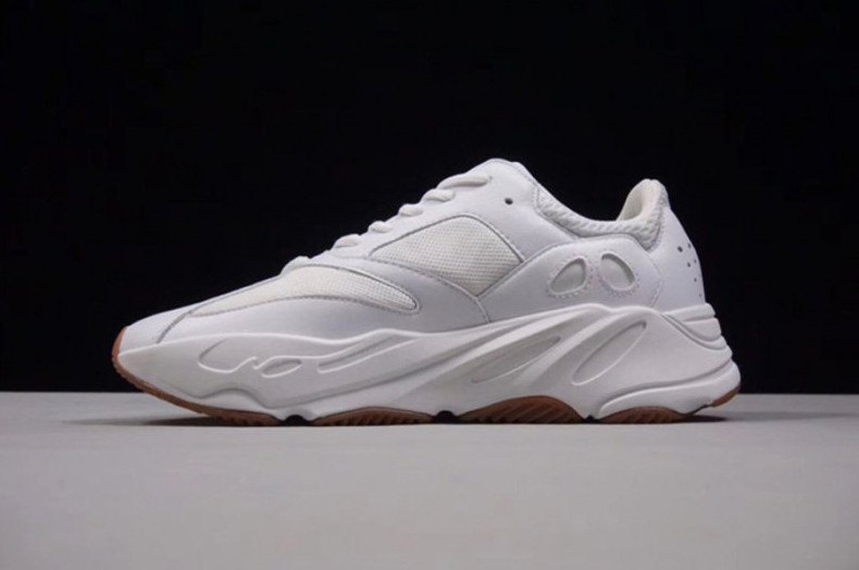 Adidas Yeezy Boost 700 Wave Runner White Белые мужские