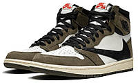 Кроссовки Мужские Air Jordan 1 High Og Ts Sp 'Travis Scott'