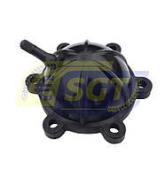 Кришка нагнітального колектора (чаша) на насос Agroplast P145, P110D, фото 1