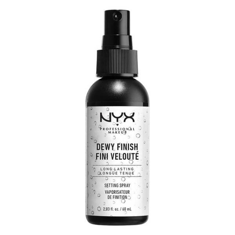 Финишный спрей для закрепления макияжа NYX Professional Makeup Makeup Setting Spray Long Lasting Наклейка Повр