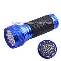Фонарь Bailong 12 кристалов 12/3Н, А103-12 С(фонарик police)