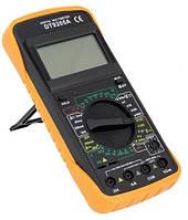 Мультиметр цифровий професійний DT-9205A, фото 1