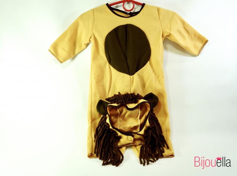 Карнавальный детский костюм Льва 1-1,5года