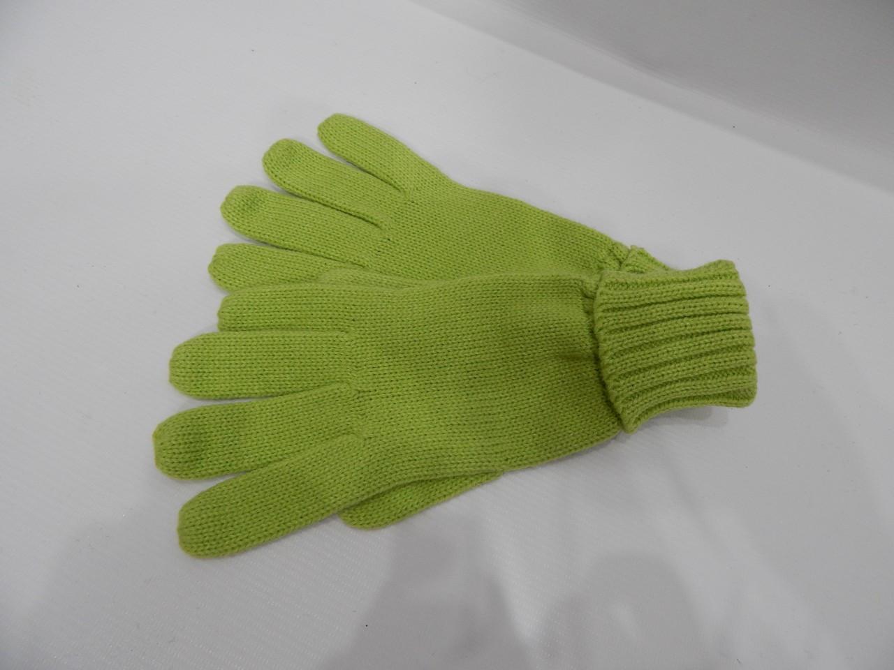 Перчатки женские трикотажные,вязка CODELLO SPORT р. М-L (7) 116PGZ