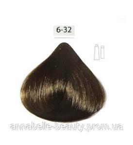 Стойкая крем-краска DUCASTEL Subtil Creme 6-32- тёмный блондин золотисто-перламутровый, 60 мл