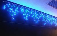 Гирлянда Бахрома тёплый холодный синий мульти, фото 1