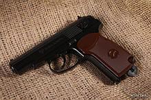 Пістолет Макарова пневмат ПМ рухомий затвор
