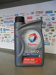 Моторное масло Total quartz ineo long life 5w30