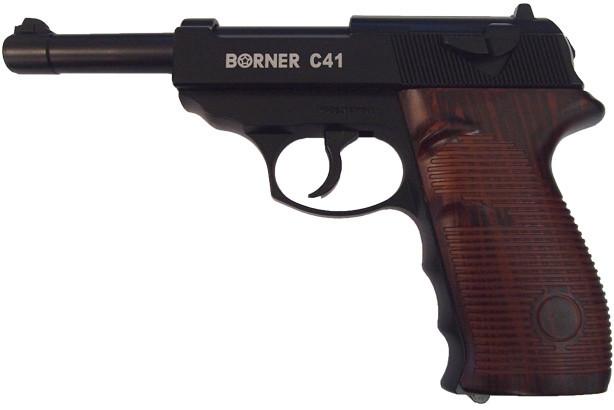 Пистолет пневматический Borner C 41 , США