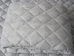 Одеяло шерстяное двухспальное бязь куб. 180*210 хлопок (2894) TM KRISPOL Украина, фото 3