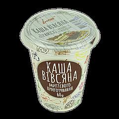Каша ИЛНА Овсянка  с вишней и шоколадом 60 гр, ящ/10шт