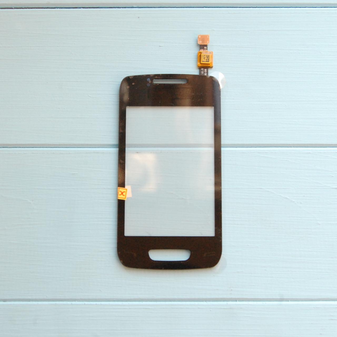 Сенсорный экран для Samsung S5380 Wave Y Black
