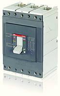 Автоматический выключатель АВВ FormulA c фиксированными настройками A3N 630 ELT 630-6000 3p F F