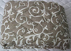 Одеяло шерстяное двухспальное бязь куб. 180*210 хлопок (2894) TM KRISPOL Украина, фото 2