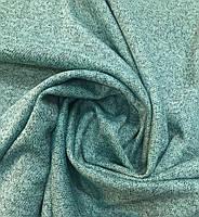 Ткань ангора-софт однотонная мята, фото 1
