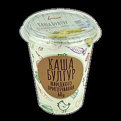 Каша ИЛНА Булгур со свининой 60 гр, ящ/10шт