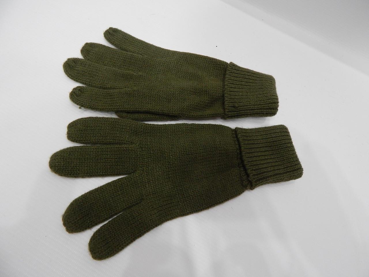 Перчатки женские трикотажные,вязка HEMA р. L -XL (8) 117PGZ