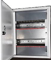 Щит навесной металлический 24 модуля, ЩРн-24