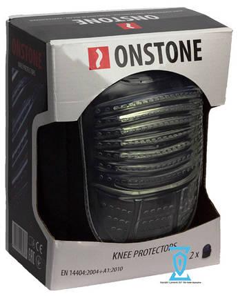 """Профессиональный защитный наполненный гелем наколенник """"ONSTONE""""(Reis), фото 2"""