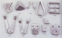 Фурнитура для сумок,чемоданов, ремней, металлическая фурнитура