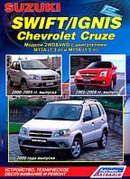 Книга Suzuki Swift 2001-2005 Руководство по ремонту, эксплуатации и обслуживанию, фото 1