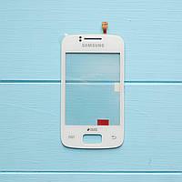 Сенсорный экран для Samsung S6102 Galaxy Y Duos white