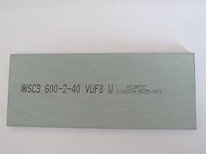 Абразивный доводочный брусок 60х5х150 Р600 VUF8 W Atlantic