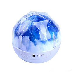 Ночник проектор Волшебный Бриллиант Magic Diamond Projection Lamp