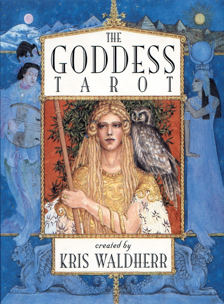 The Goddess Tarot/ Таро Богинь