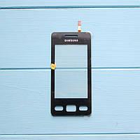 Сенсорный экран для Samsung S5260 Black