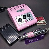 Фрезер для маникюра и педикюра ZS-303, розовый