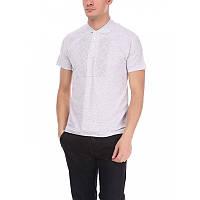 Біла сорочка поло чоловіча SOL'S SUMMER II
