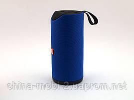 JBL BT801B копия, портативная колонка Bluetooth, синяя, фото 3