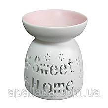 """Аромалампа керамическая """"Sweet Home"""", 9*8*8 см"""