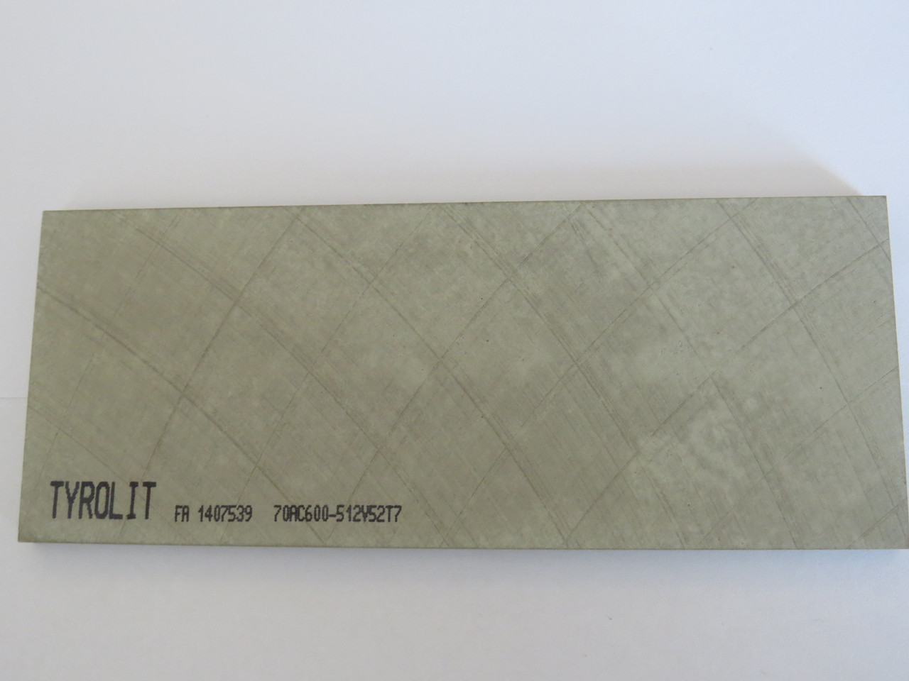 Абразивный доводочный брусок 60х6х150 TYROLIT