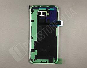 Cервисная оригинальная задняя Крышка Samsung A720 Gold A7 2017 (GH82-13679B), фото 2