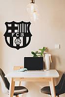 "Картина из дерева ""Barcelona"""