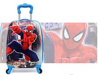Детский чемодан   Спайдер мэн
