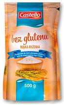 Рисовая мука Castello без глютена 500 g