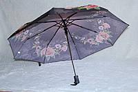 Зонты Feeling Rain пол.авт. цветочный красавчик, фото 1
