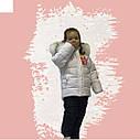 Теплая зимняя куртка и полукомбинезон для девочки от производителя Asiya, фото 3