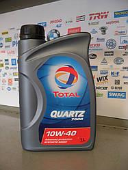 Моторное масло Total quartz 7000 10w40