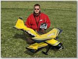 Авиамодель на радиоуправлении самолета  PITTS Python  30E   ARF,  1245 мм, фото 6