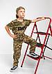 Брюки военные детские камуфляжные Киборг камуфляж Пиксель, фото 4