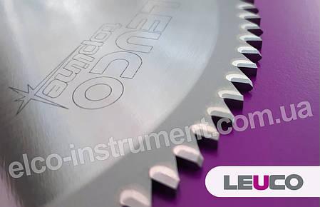 200x2,2x2x30 Z=100 Дисковые пилы Leuco по тонкостенным алюминиевым профилям, фото 2