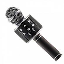 Портативный Bluetooth микрофон с динамиком WS-858 (3 цвета)