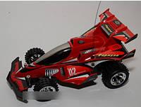 Машина гоночная Формула радиоуправляемая на аккумуляторах Limo Toy цвет красный