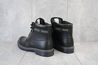 Мужские ботинки кожаные зимние черные Botus 21, фото 3